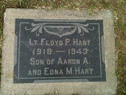 Lieut Floyd P. Hart