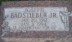 Joseph Badstieber, Jr