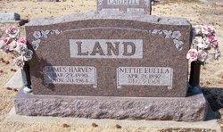 James Harvey Land