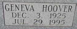 Geneva <i>Hoover</i> Benoist
