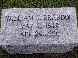 William T Brandon