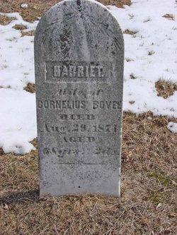 Harriet Bovee