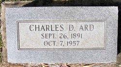 Charles D Ard