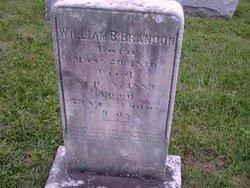 William B Brandon