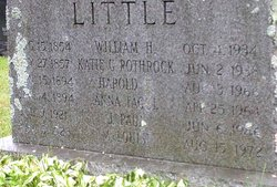 Katie G <i>Rothrock</i> Little