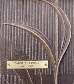 Carole <i>T</i> Liebscher