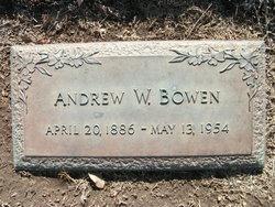 Andrew Wilson Bowen