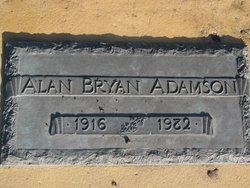 Alan Bryan Adamson