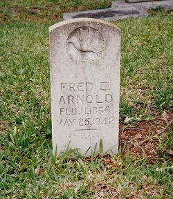 Fredrick Eugene Fred Arnold
