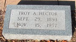 Troy Alexander Hector