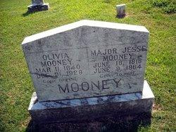 Maj Jesse Mooney
