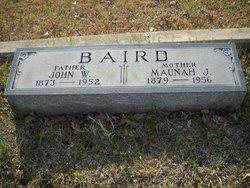 John Wallace Baird
