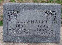 Dan Cleveland Whaley, Sr