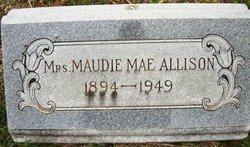Maudie Mae <i>Meacham</i> Allison