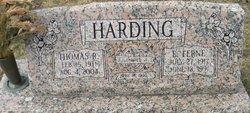 E Ferne Harding