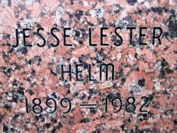 Jesse Lester Helm