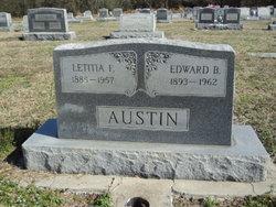 Letitia <i>Fulcher</i> Austin