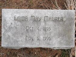 Emma May Maurer