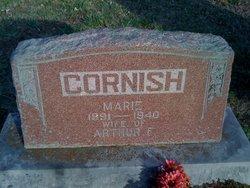 Marie M <i>Wheeler</i> Cornish