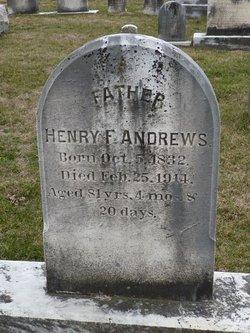 Henry Funk Andrews