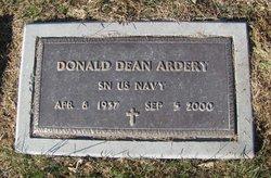 Donald Dean Ardery