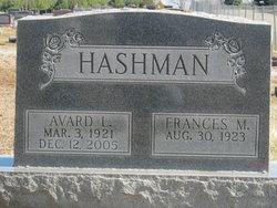 Avard Lamoine Babe Hashman