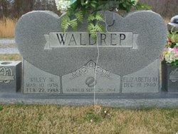 Wiley W Waldrep