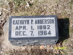Kathryn P Anderson