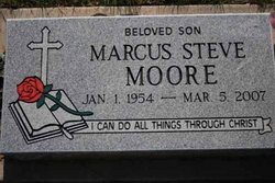 Marcus Steve` Moore