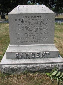 Louisa B Sargent