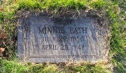Minnie <i>Bluemlein</i> Fath