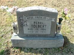Pearl Tolbert