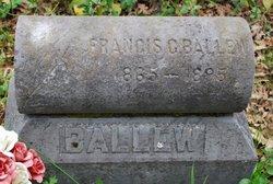 Francis C Ballew