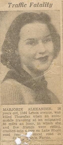 Marjorie Joyce Alexander