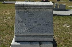 Penelope E <i>Brannen</i> Akins