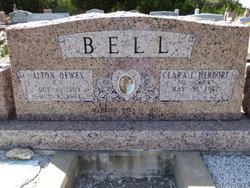 Alton Dewey A.D. Bell