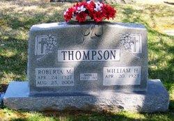 Roberta Mae Peggy <i>Bean</i> Thompson