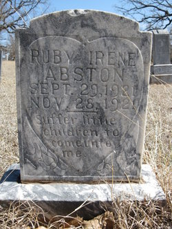 Ruby Irene Abston