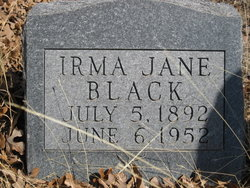 Irma Jane Black