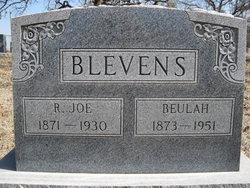 Richard Joseph Joe Blevens