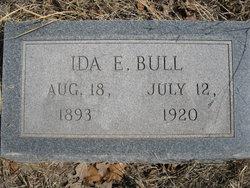 Ida E <i>Bradley</i> Bull