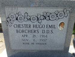 Dr Chester Hugo Emil Borchers