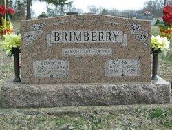 Edna M. <i>Crain</i> Brimberry