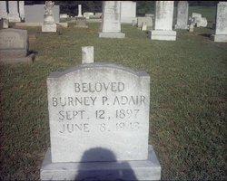 Burney P Adair