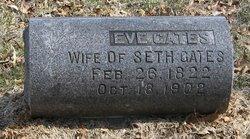 Mrs Eve <i>Fitzgerald</i> Gates