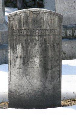 Laura <i>Granniss</i> Bement