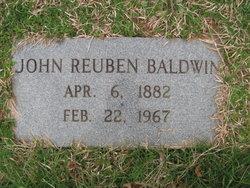 John Reuben Baldwin