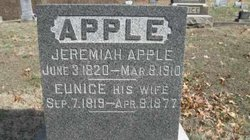 Eunice <i>Ellsworth</i> Apple