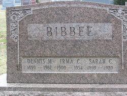 Sarah C Sadie <i>Nelson</i> Bibbee