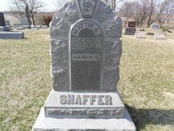 Martha A <i>Thompson</i> Shaffer